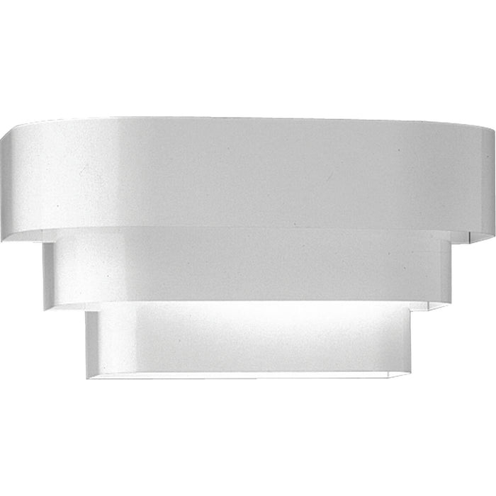 Louvered Wall Sconce
