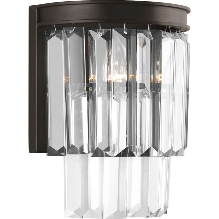 Glimmer Collection Two-Light Wall Sconce