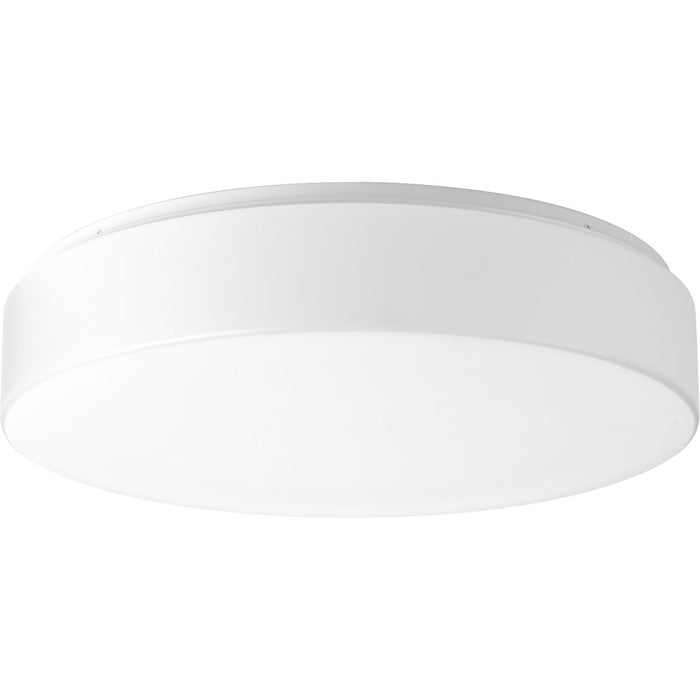 "One-Light 17"" LED Drum Flush Mount"