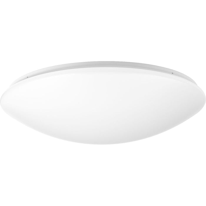 "One-Light 17"" LED Cloud Flush Mount"