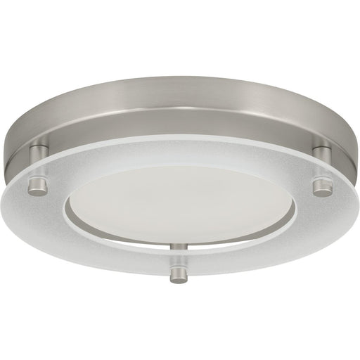 "One-Light 7-1/4"" LED Decorative Flush Mount"