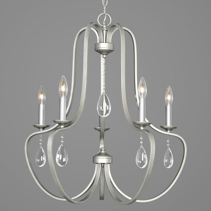 Anjoux Collection Five-Light Chandelier