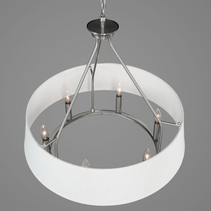 Cherish Collection Six-Light Chandelier