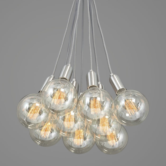 Cirro Collection Nine-Light Pendant