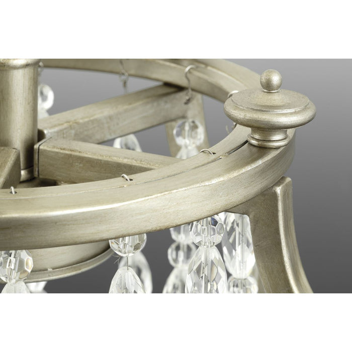 Desiree Collection Eight-Light Chandelier