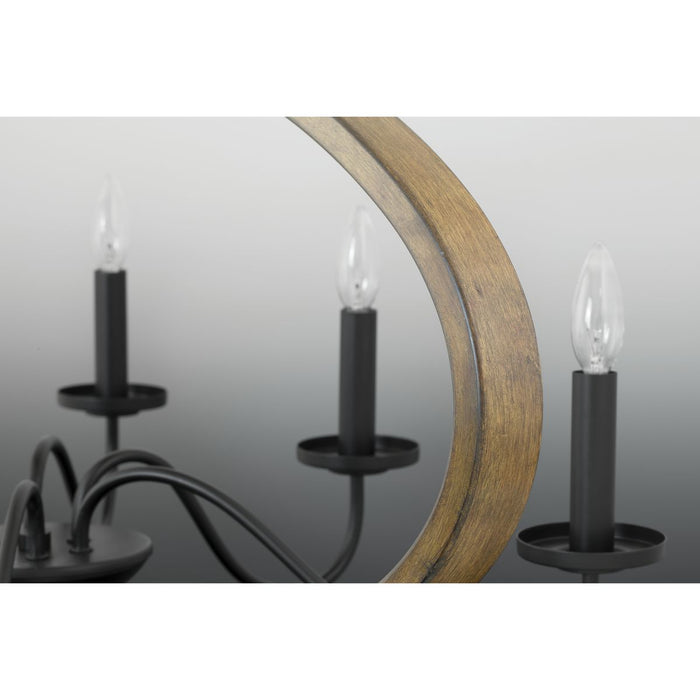 Fontayne Collection Twelve-Light Chandelier