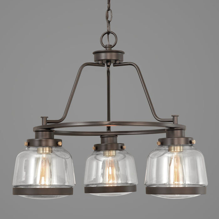 Judson Collection Three-Light Chandelier