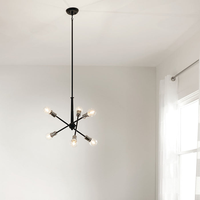 Armstrong 6 Light Chandelier