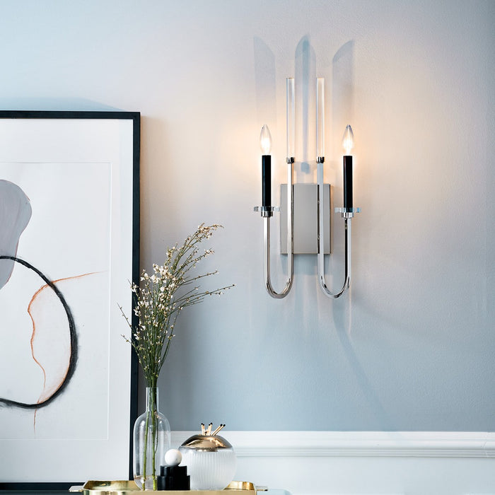 Kadas 2 Light Wall Sconce