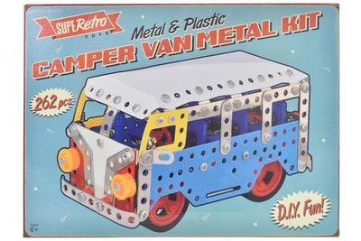 Campervan model craft