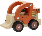 Chunky truck: Front-loader
