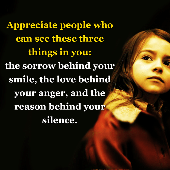Appreciate people