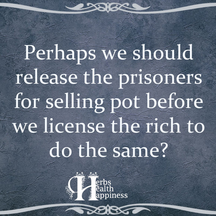 Perhaps We Should Release The Prisoners