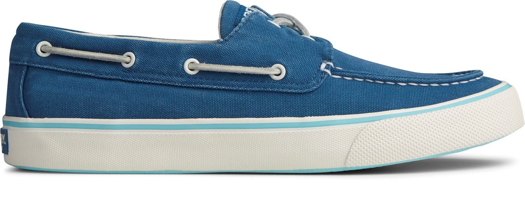 Men's Bahama II Lace Up Trainer Slate Blue