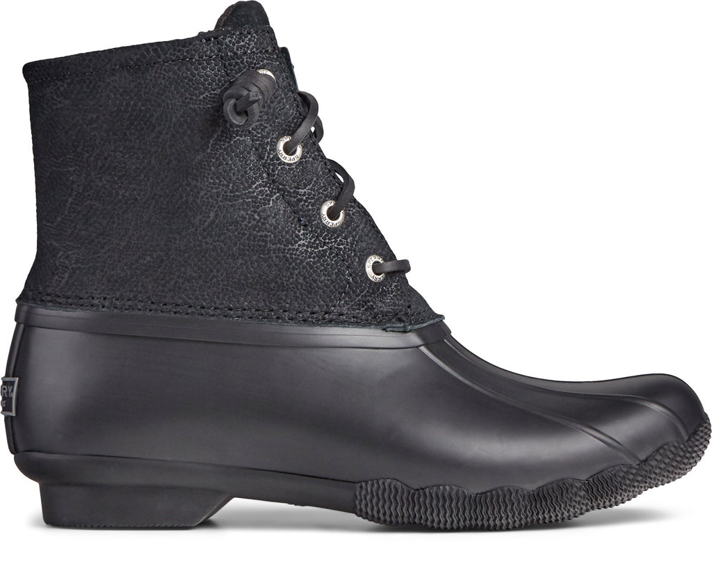 Women's Saltwater Mid Boot Black