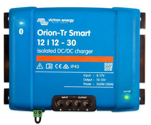 Victron Orion-Tr Smart 12/12-30A (360W) DC DC Wandler, Ladebooster