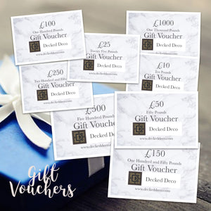 Decked Deco Gift Card