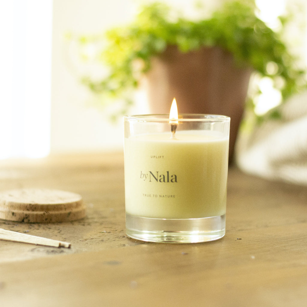 Aromatherapy Wellbeing Candles by Nala - Decked Deco