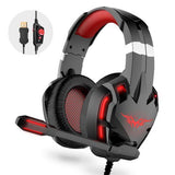 DL-GH2001U  Gaming Headsets Bass Stereo Headphones USB 7.1