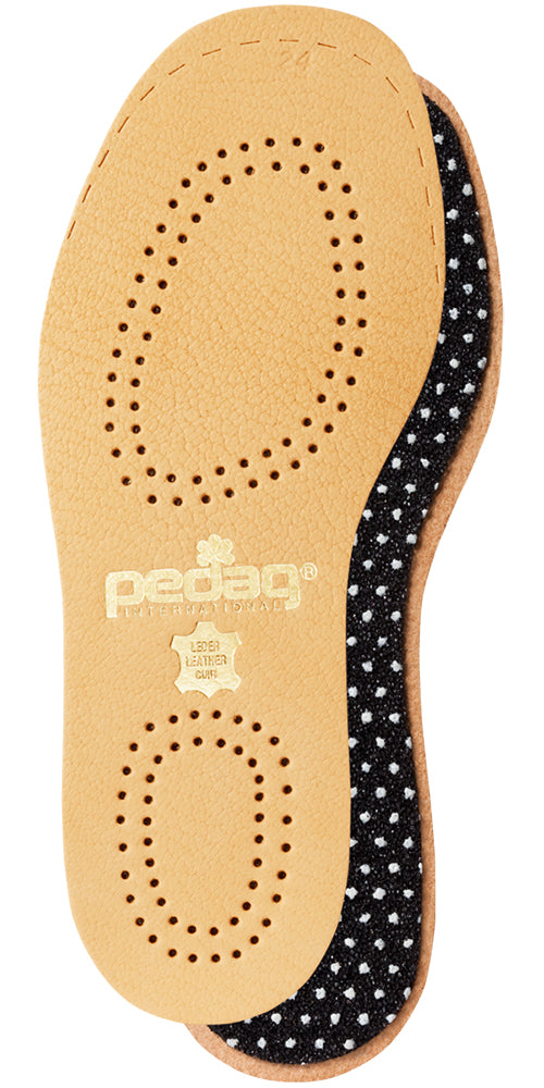 PEDAG KIDS LEATHER FLAT INSOLE