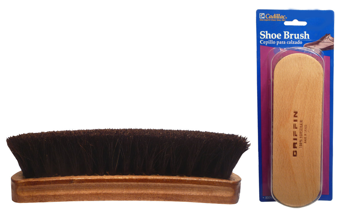 CADILLAC SHOE SHINE BRUSH BLISTER PACK