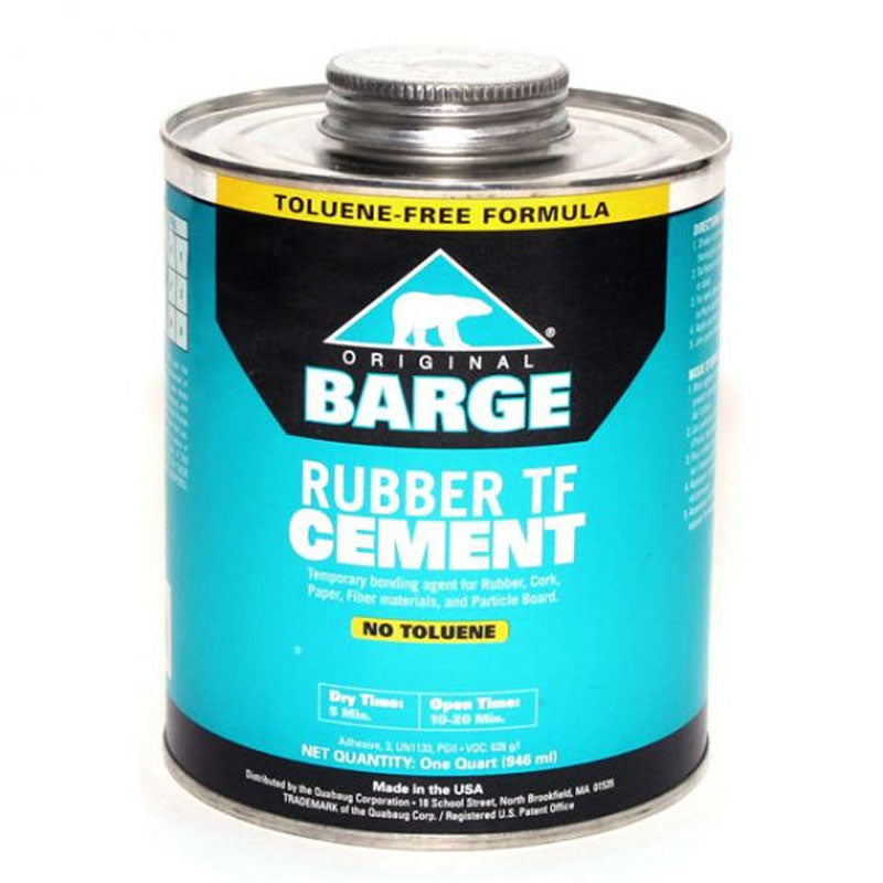 CEMENT BARGE RUBBER QUART DA025