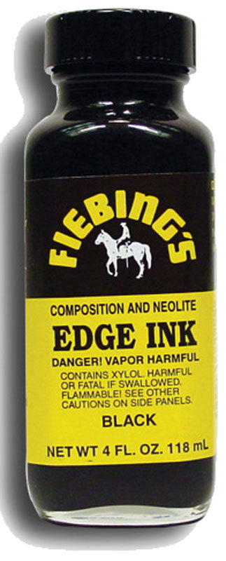 FIEBING'S COMPOSITION & NEOLITE EDGE INK 4 OZ.
