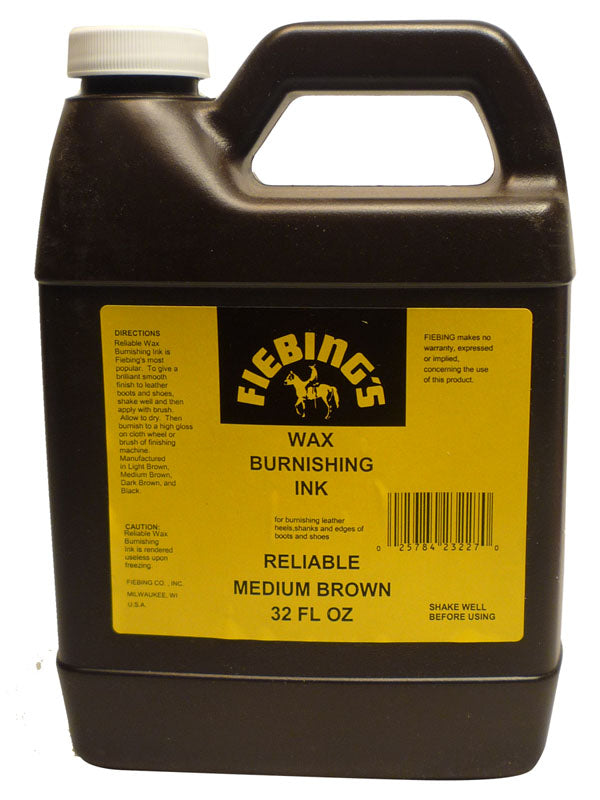 FIEBING'S RELIABLE INK GALLON
