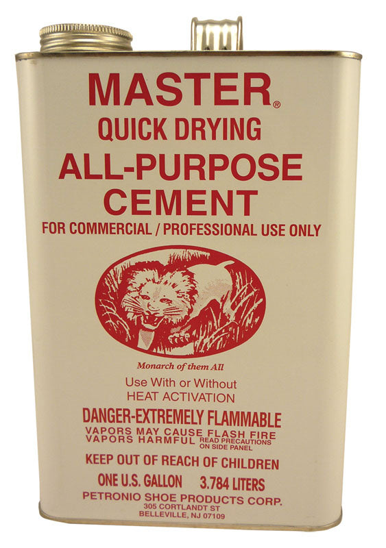 MASTER ALL-PURPOSE CEMENT GALLN