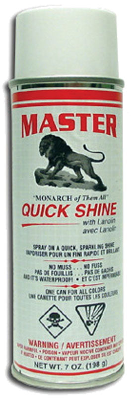 MASTER SPRAY SHINE 7 OZ.