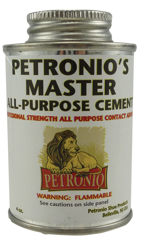 MASTER 4 OZ. ALL PURPOSE CEMENT