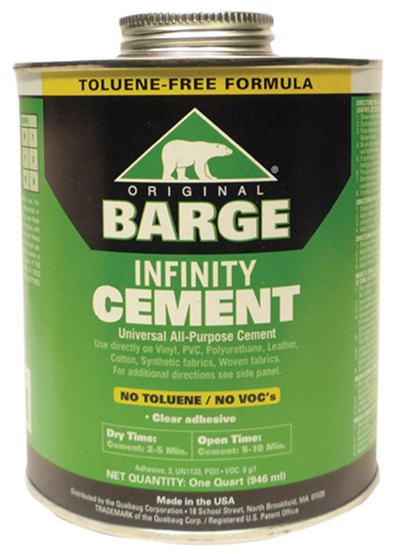 CEMENT BARGE INFINITY QUART DC901