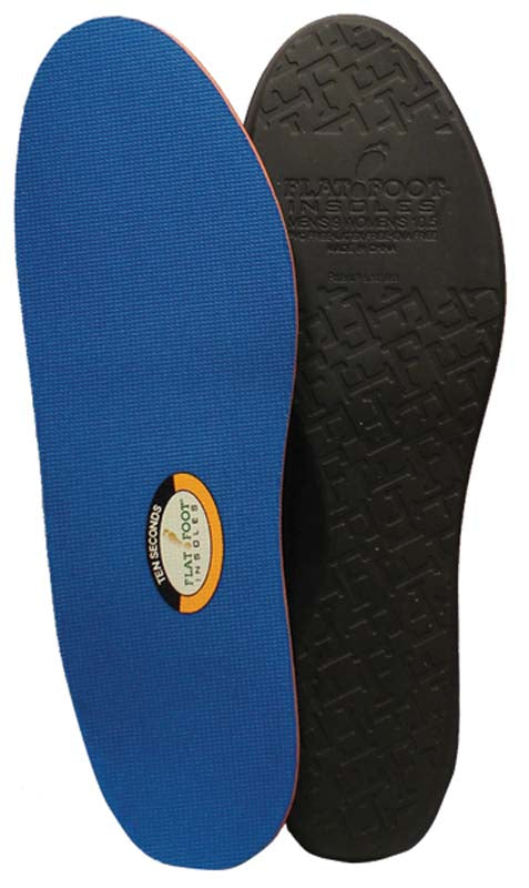 10 SECONDS FLAT FOOT INSOLE