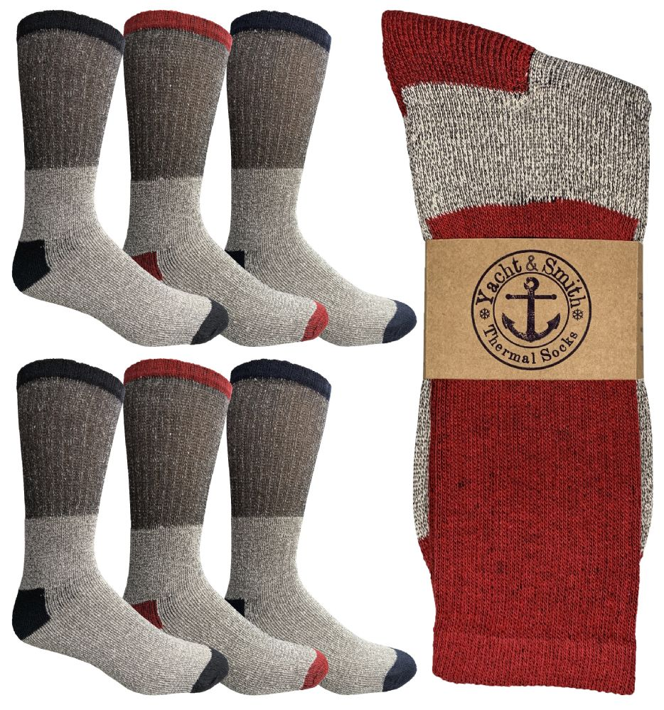 THERMAL BOOT SOCK 3/PAIR PACK