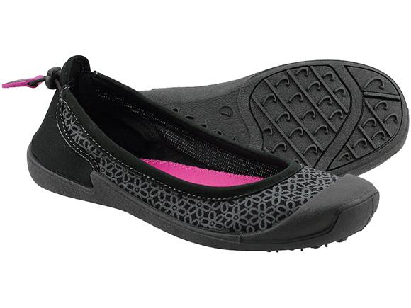 Catalina Women's Water Shoe - Black