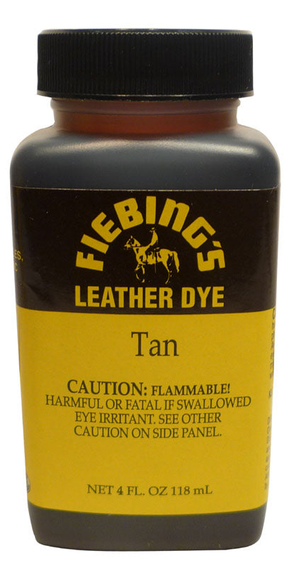 FIEBING'S LEATHER DYE 4OZ