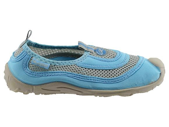 Cudas Flatwater Kids Water Shoes - Light Blue
