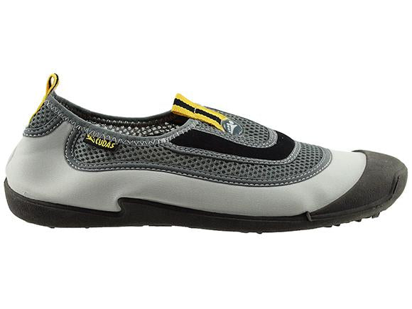 Cudas Flatwater Men's Water Shoes - Grey Dark
