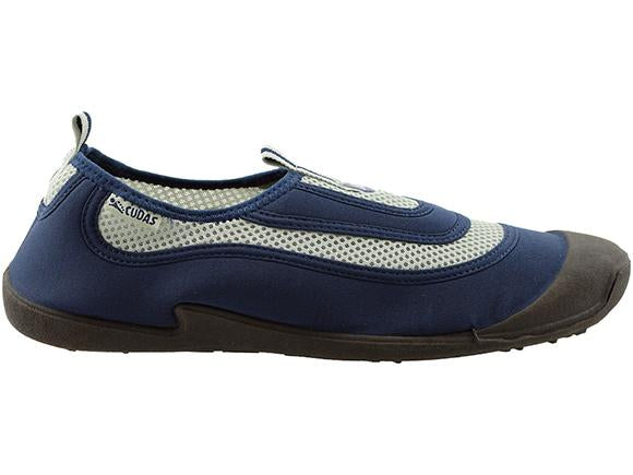 Cudas Flatwater Men's Water Shoes - Navy Grey