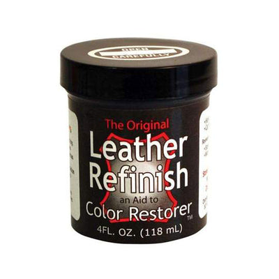 LEATHER REFINISH COLOR RESTORER