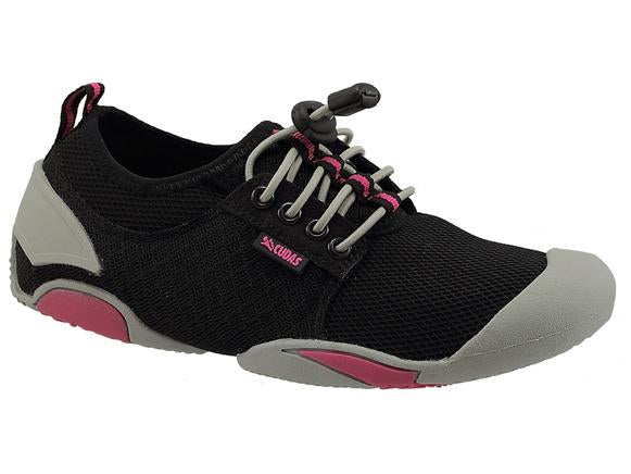 Cudas Rapidan Women's Water Shoe - Black/Pink