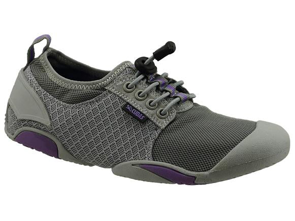 Cudas Rapidan Women's Water Shoe - Grey/Purple