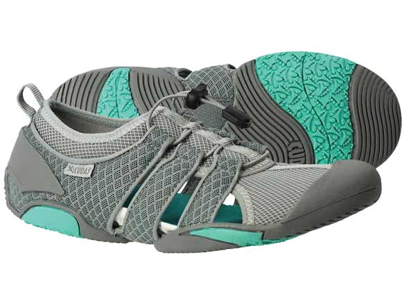 Cudas Roanoke Women's Water Shoe - Grey