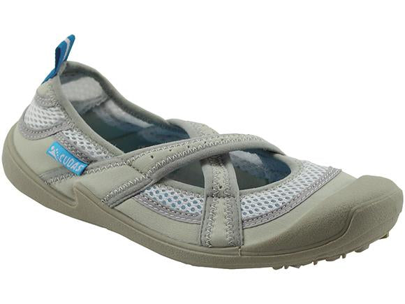 Cudas Shasta Women's Water Shoe - Silver
