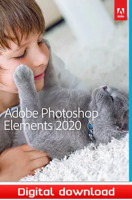 Adobe Photoshop Elements 2020 Windows ESD (Lifetime)
