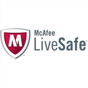 McAfee LiveSafe - 3-Year / 1 Device