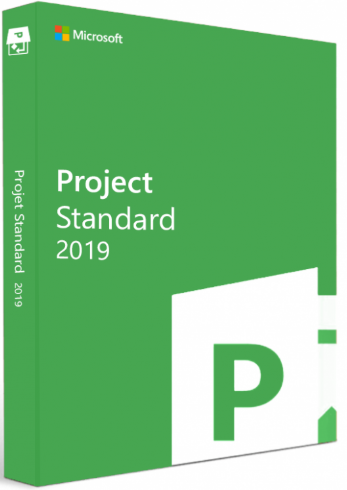 Microsoft Project 2019 Standard (ESD)