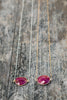 Mrs. Parker Necklace in Ruby