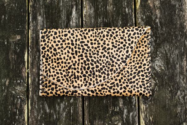 The Cheetah Clutch ~ Limited Edition