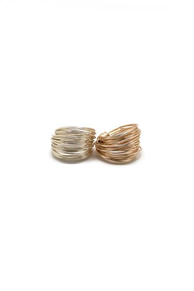 Marcia Wire Wrap Ring